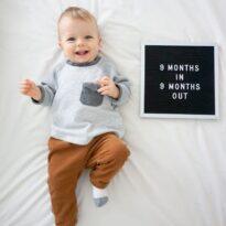 Bebé de 9 meses: ¿qué cambios hay?  ¿Cómo se desarrolla?
