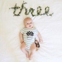 Bebés a los 3 meses: mayo ¿Es el número 3 ... mágico en nuestros días?